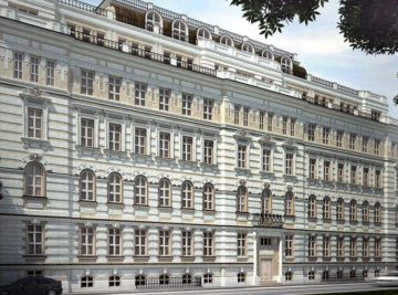 Apartmanski hotel u Konogvardejskom Bulevaru, Sankt Petersburg, Ruska Federacija