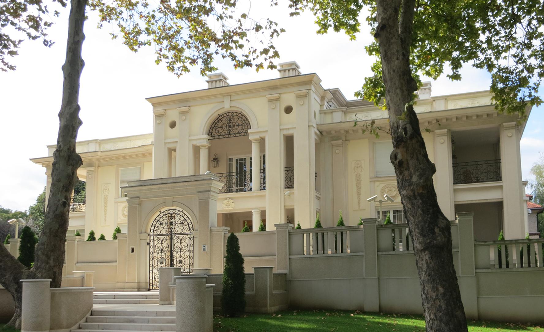 Vila u Bulevaru Kneza Aleksandra Karadjordjevića, Beograd