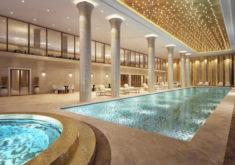 Hotel President bazen, Moskva, Rusija