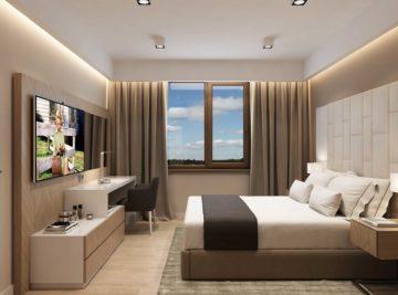 Apartman - spavaća soba, Hotel Zepter, Vrnjačka Banja
