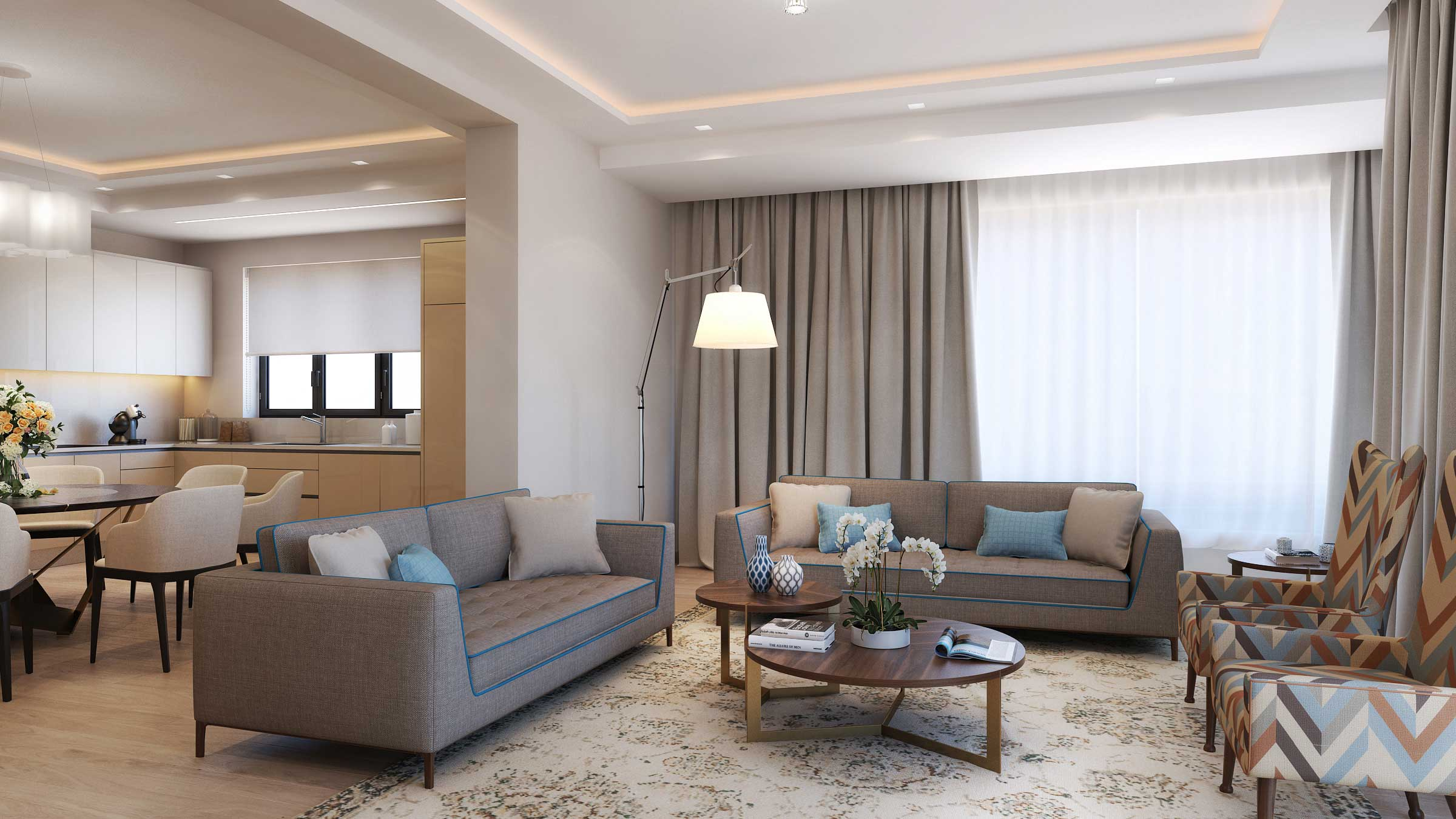 Apartman, Hotel SUNRAF, Rafailovići, Crna Gora