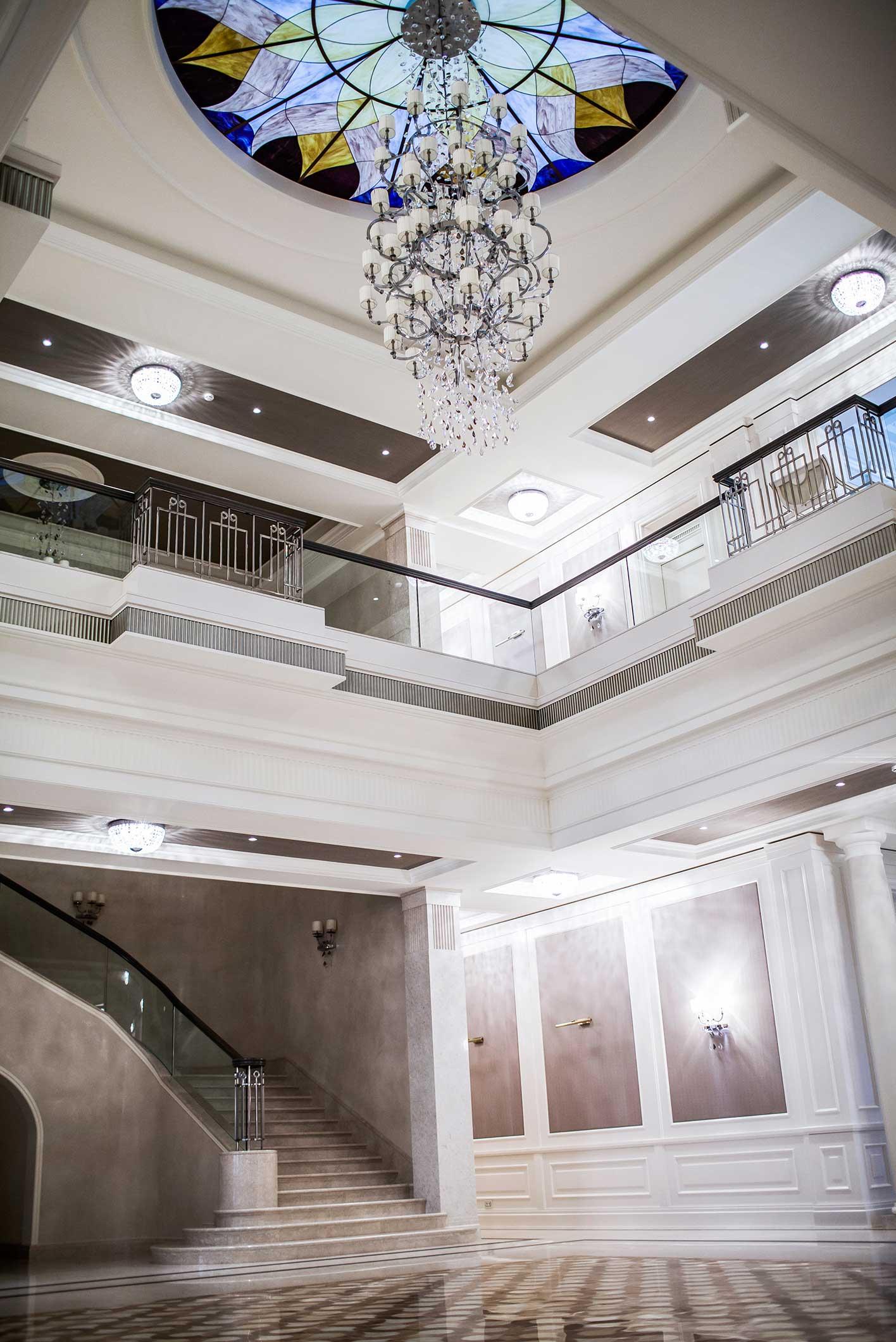 Vila Agalarov Estate, Moskva