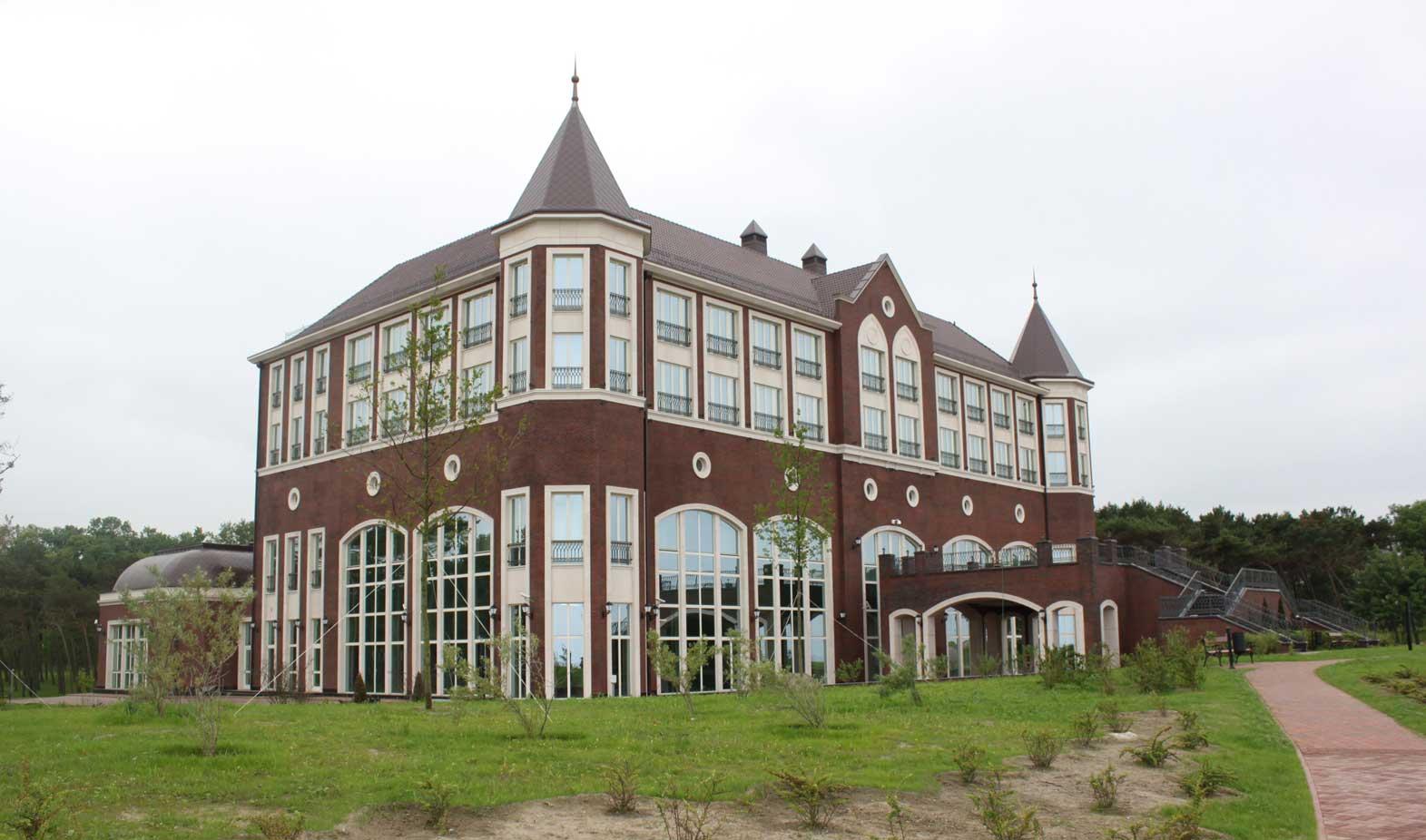 Hotel JANTARNA ZVEZDA, Kalinjingrad, Rusija