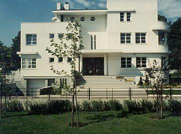 Vila u Lackovićevoj ulici, Beograd