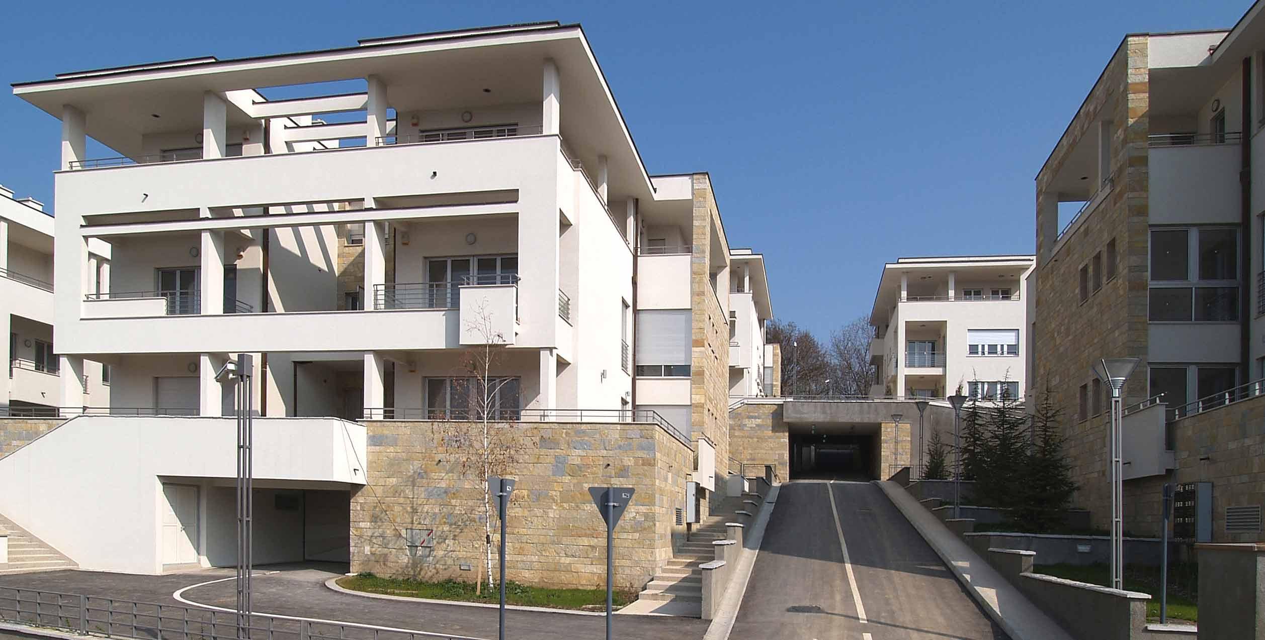 Stambeni kompleks PANORAMA DEDINJE, Beograd
