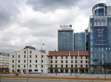 Hotel RADISSON BLU - STARI MLIN, Beograd