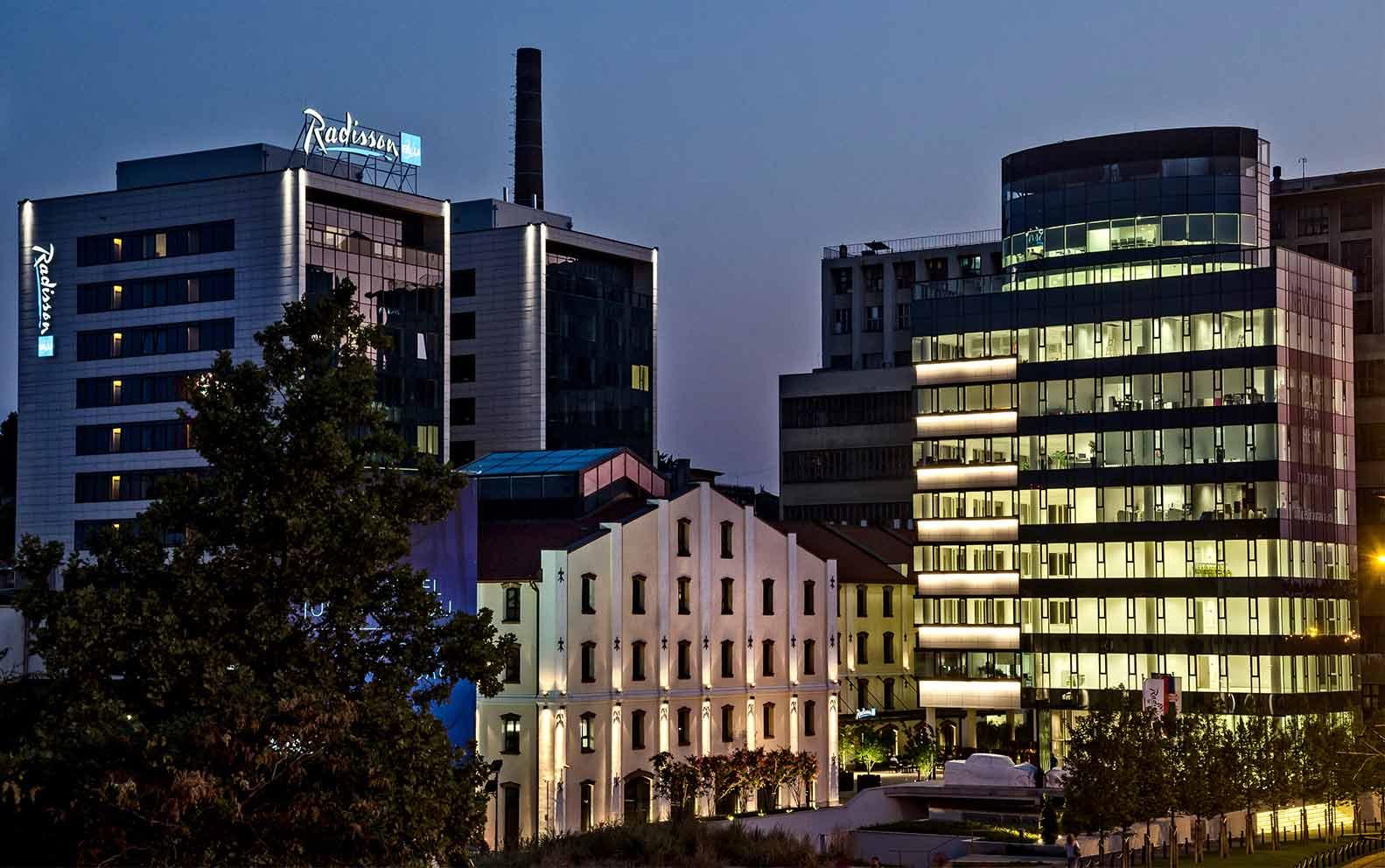 Hotel RADISSON BLU – STARI MLIN, Beograd