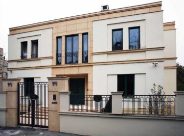 Vila u ulici Vladete Kovačevića, Senjak, Beograd