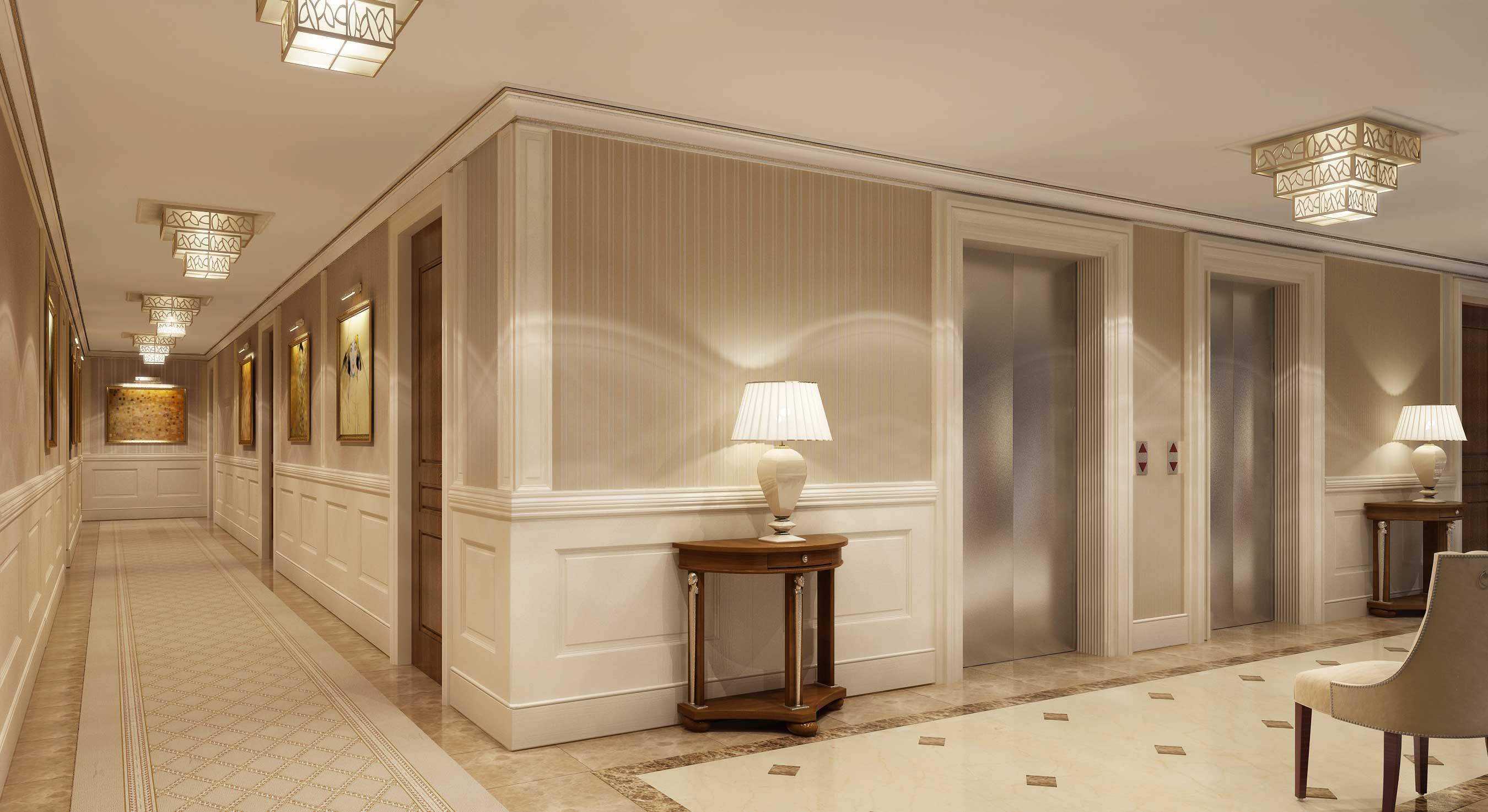 Apartmanski hotel u Konogvardejskom Bulevaru, Sankt Petersburg, Rusija