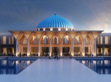 Rezidencija za zvanične prijeme, Taškent, Uzbekistan